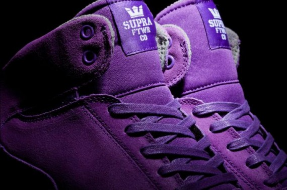 Supra Society Mid – April 2012 Colorways
