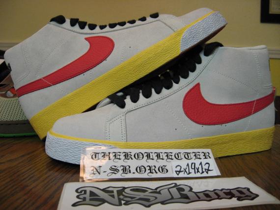 Nike SB Blazer Mid 'Swoosh Life