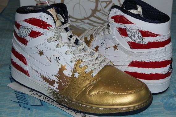 Dave White x Air Jordan 1 'WINGS For