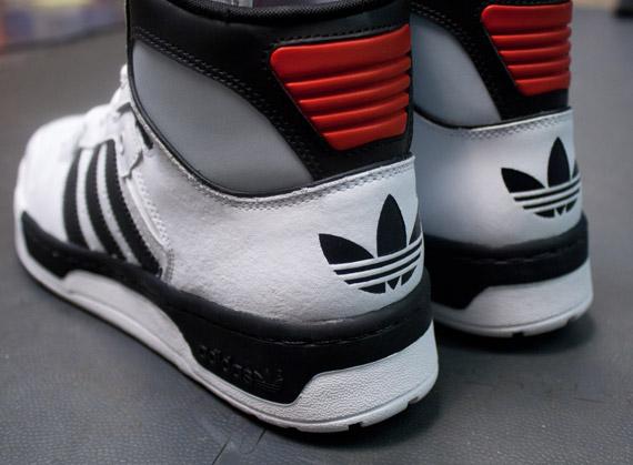 fb9a44a2de4ad adidas Originals Conductor Hi - White - Black - SneakerNews.com