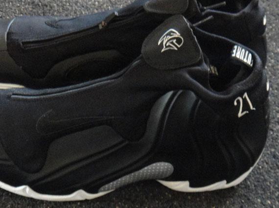 best service 4ffb8 a6fc8 Nike Air Flightposite - Kevin Garnett  The Future  PE - SneakerNews.com