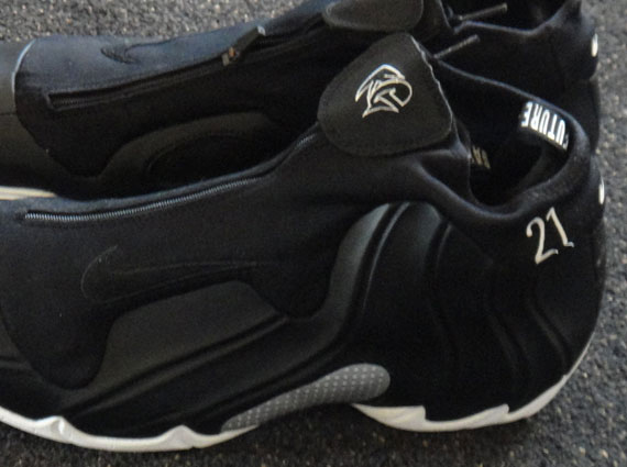 60a49b2374e33 Nike Air Flightposite - Kevin Garnett  The Future  PE - SneakerNews.com