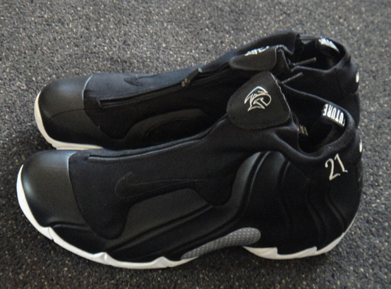 nike air flightposite kevin garnett the future pe