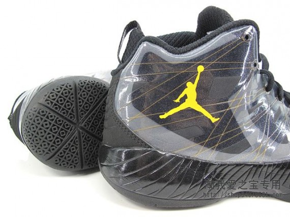 air jordan 2012 lite black and yellow