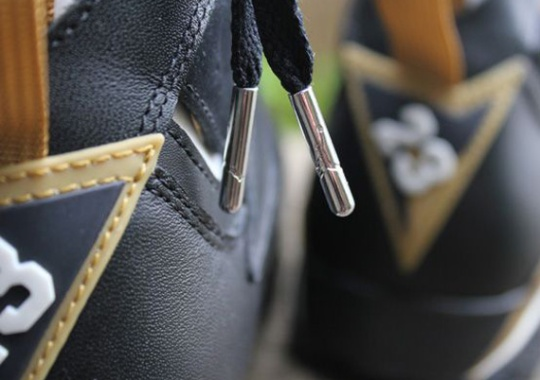 Air Jordan VII 'Gold Medal' – Preview