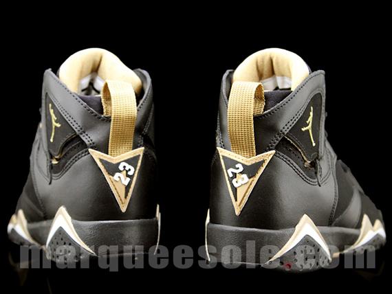 590122b5555a8b Air Jordan VII GS  Gold Medal  - SneakerNews.com
