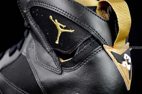 Air Jordan VII GS Golden Moments