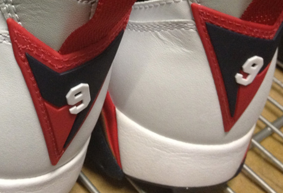 info for d8e1e 2fc85 low-cost Air Jordan VII Retro Olympic Available Early on eBay