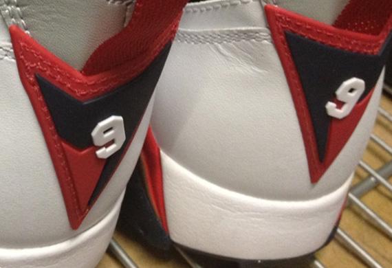 Air Jordan VII Retro  Olympic  - Available Early on eBay ... e36dea7d29