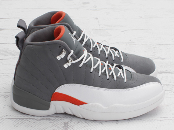 b18023f60255 ... Air Jordan XII  Cool Grey  below by leaving a comment and voting in the  quick poll. –