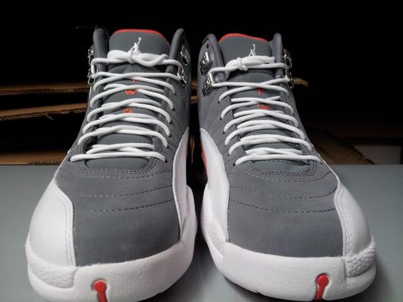f7b84423bcc Air Jordan XII 'Cool Grey' - Release Reminder - SneakerNews.com