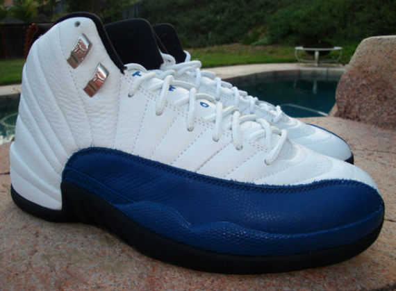 3a19d7ae0c1 Air Jordan XII - French Blue - Black - Copper | Unreleased Sample ...