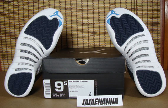 a577703e3771 Air Jordan XII Retro Obsidian White-French Blue-University Blue 130690-410  06 23 12  160. show comments