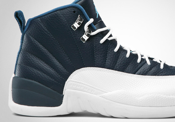 Air Jordan XII  Obsidian  - Official Images - SneakerNews.com 5941f7540