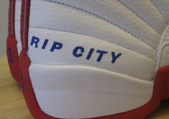 Air Jordan XII – Richard Hamilton 'Rip City' PE