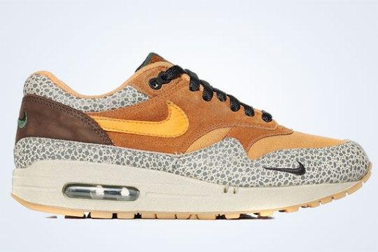 Classics Revisited: Atmos x Nike Air Max 1 'Safari' (2003)