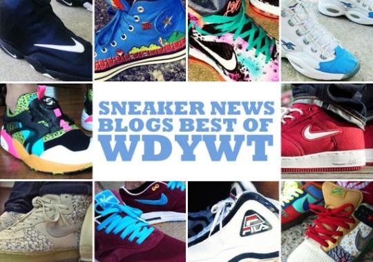 Sneaker News Blogs: Best of WDYWT – 5/15 – 5/21