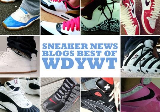 Sneaker News Blogs: Best of WDYWT – 5/1 – 5/7