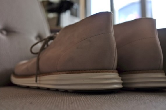 Cole Haan LunarGrand Chukka – New Images