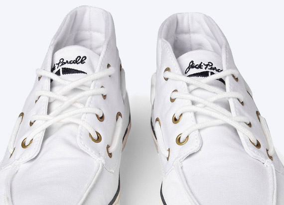 db5d658d3019 When Converse dropped an impressive  Sailcloth  Jack Purcell ...