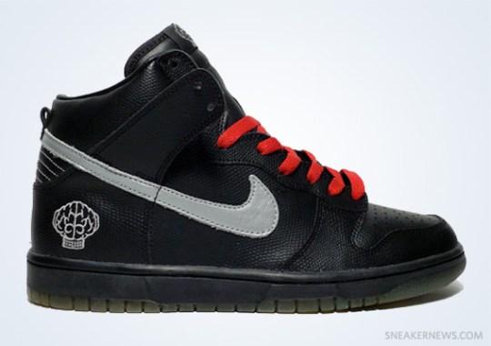 Classics Revisited: Pharrell x Nike Dunk High (2004)