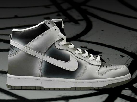 Haze x Nike Dunk High (2003) 572d9151a