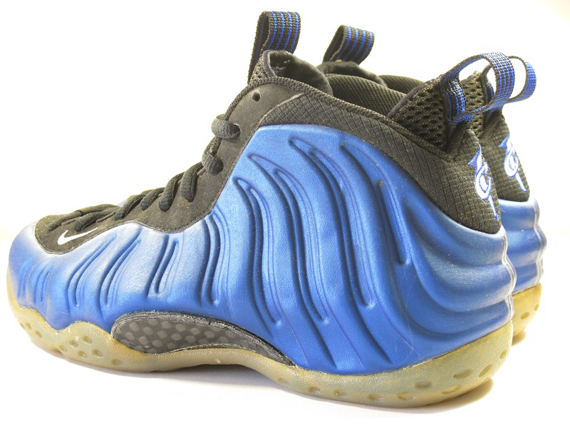 best loved f8cb6 a4263 Nike Air Foamposite One - Dark Neon Royal - Black (1997)