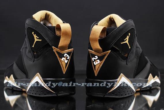 new arrival 0e444 13695 Air Jordan 7 GS  Golden Moments  – New Images