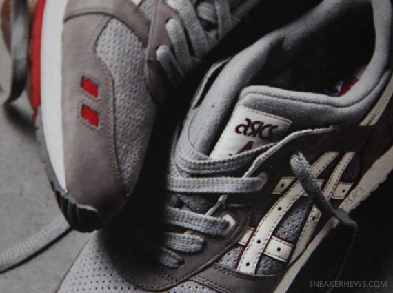 Highs   Lows x Asics  Bricks   Mortar  Pack - Gel Lyte III + GT-II -  SneakerNews.com 6843df477ef6
