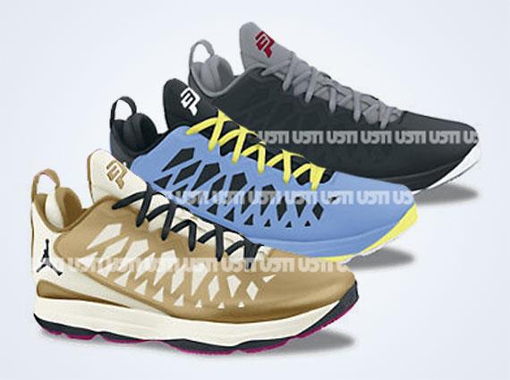 Jordan CP3.VI Upcoming Colorways