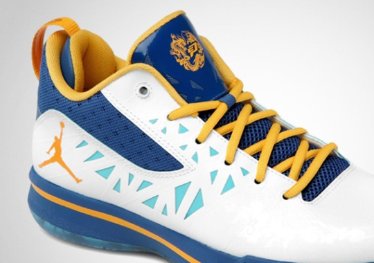 Jordan CP3.V 'Year Of The Dragon' – Release Date