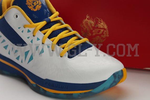 a1c7fc285defa5 Jordan CP3.V  Year Of The Dragon  - Detailed Photos - SneakerNews.com