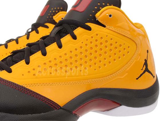 Jordan D Reign X - Del Sol - Black - Varsity Red - SneakerNews.com 4812b45af