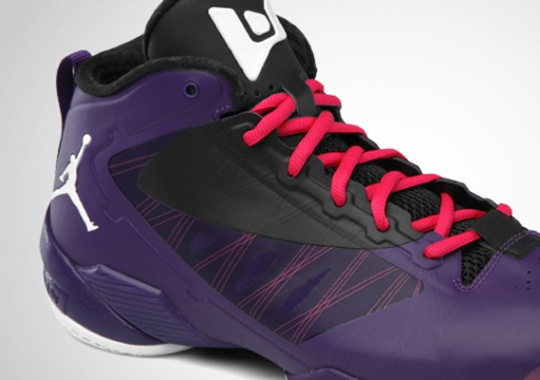 Jordan Fly Wade 2 EV – Club Purple – White – Black – Spark