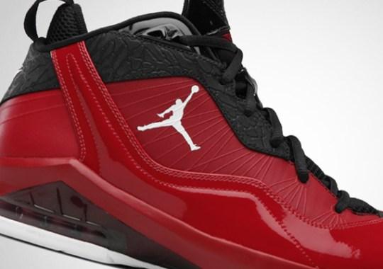 Jordan Melo M8 – Gym Red – White – Black