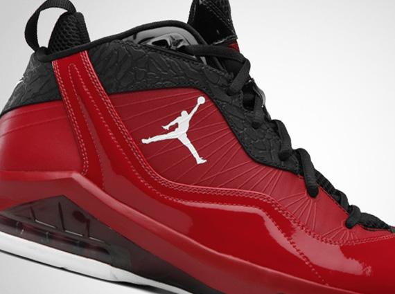 852775cd1e3e33 Jordan Melo M8 - Gym Red - White - Black - SneakerNews.com