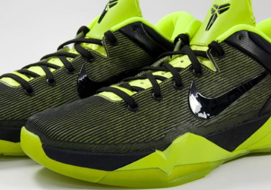 Nike Zoom Kobe VII iD – Two Tone Option Available