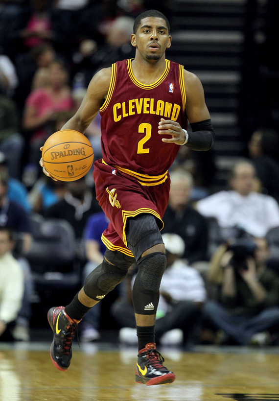 Kyrie Irving: Signature Worthy? - SneakerNews.com |Kyrie Irving College