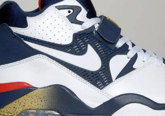 Nike Air Force 180 'Olympic' – New Images