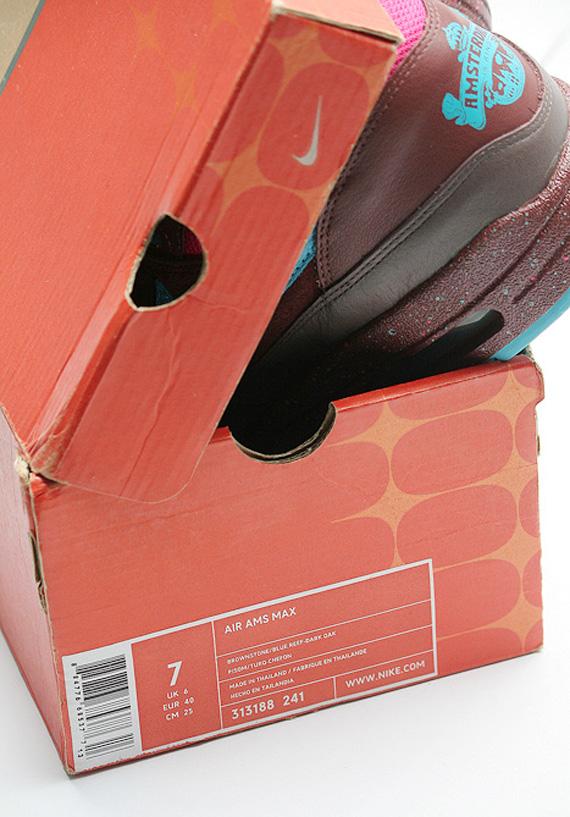Nike Air Max 1 Patta Amsterdam 2005 xJKlvX