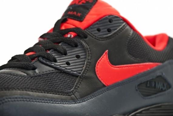 Nike Air Max 90 - Black - Grey