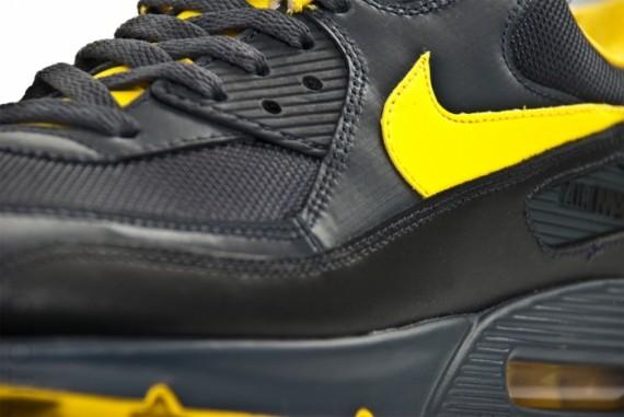 Nike Air Max 90 Black Yellow