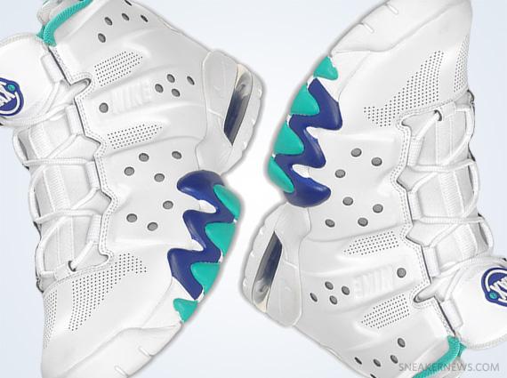 3e049aa36b1 Nike Air Max Barkley - White - Deep Royal - New Green - SneakerNews.com