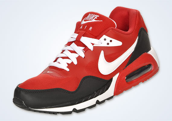 Rápido golpear María  Nike Air Max Correlate NS - Sport Red - Black - White - SneakerNews.com
