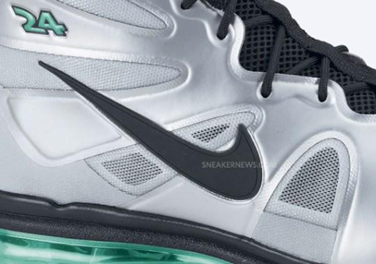 Nike Air Max Griffey Fury – Metallic Silver – New Green