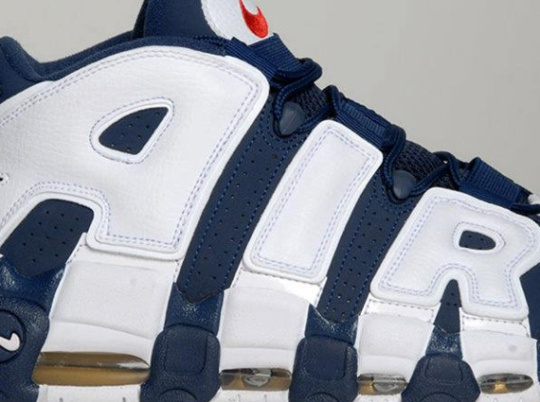 Nike Air More Uptempo 'Olympic' – New Images