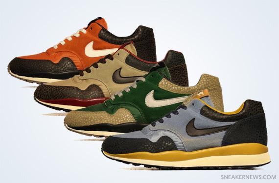 Nike Air Safari VNTG – Fall 2012