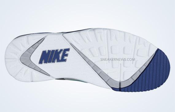promo code 8cdf6 411b5 Nike Air Trainer Classic White New Green-Deep Royal Blue-Cool Grey  488059-132. Advertisement
