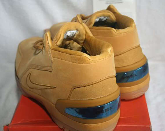5bcb121cbcd Nike Air Zoom Generation - LeBron James Autographed Pairs on eBay ...