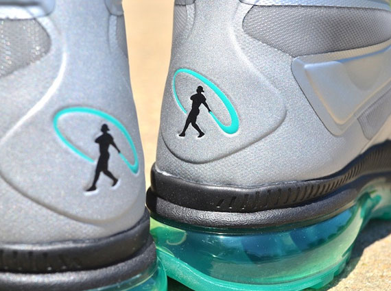 Nike Air Max Griffey Fury – Metallic Silver – New Green | New Images